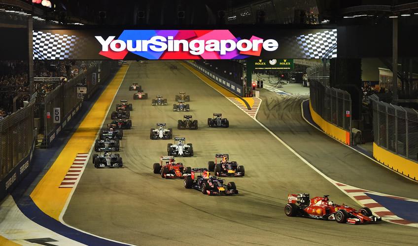 Formula 1 2021 Singapore Grand Prix