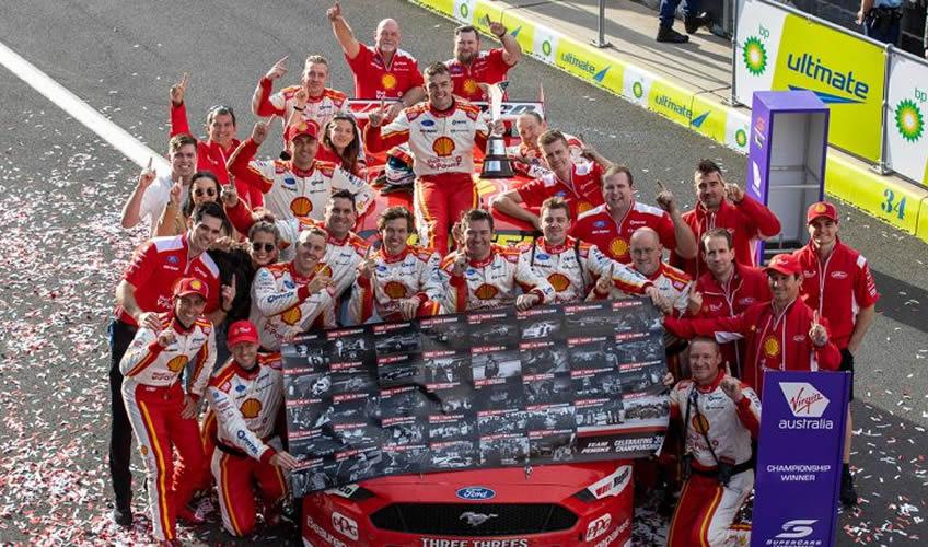 2021 Repco Supercars Championship